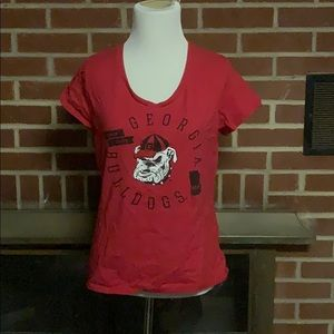 Tops - Georgia Bulldogs T-shirt